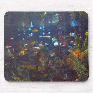 Underwater Garden Mouse Mat