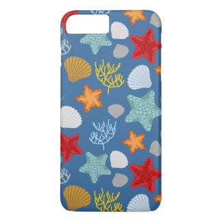 Underwater Life Pattern iPhone 8 Plus/7 Plus Case