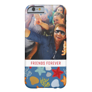 Underwater Life Pattern   Your Photo & Text Barely There iPhone 6 Case