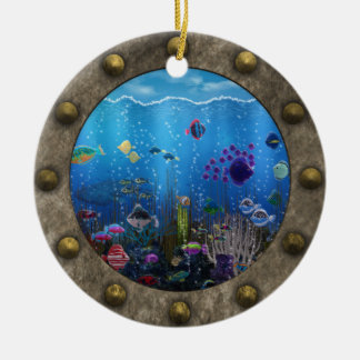 Underwater Love - Christmas Ornament
