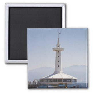Underwater Marine Park, observation tower Magnet