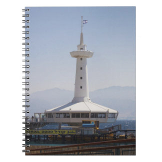 Underwater Marine Park, observation tower Notebook