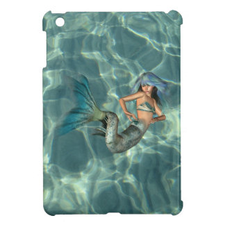 Underwater Mermaid iPad Mini Case