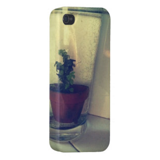 underwater mini plant iPhone 4 case