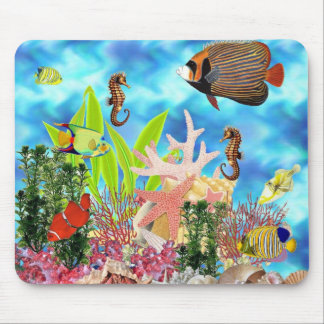 Underwater Mouse Mat