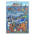 Underwater Orchestra Card 5x7