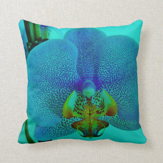 underwater orchid cushion