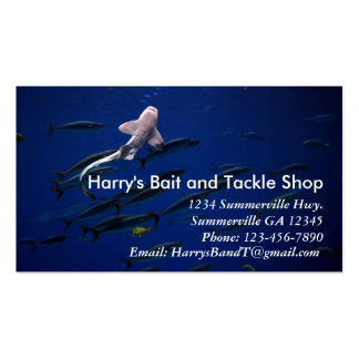 Underwater Photo Double-Sided Standard Business Cards (Pack Of 100)