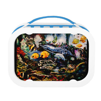 Underwater Playground Lunch Box