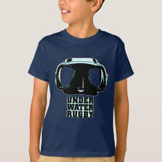 Underwater Rugby Kids Dark T-Shirt
