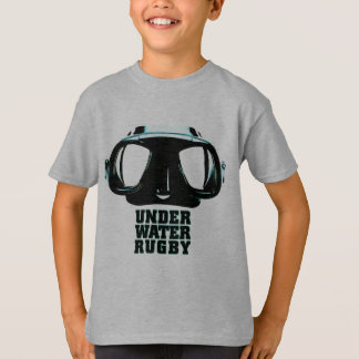 Underwater Rugby Kids' T-Shirt