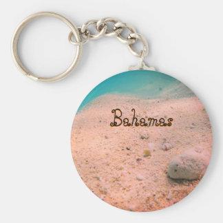 Underwater Sand Key Ring
