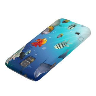 Underwater scene galaxy s5 cases