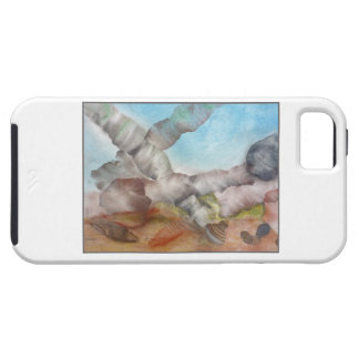 Underwater Scene with Shells. Tough iPhone 5 Case