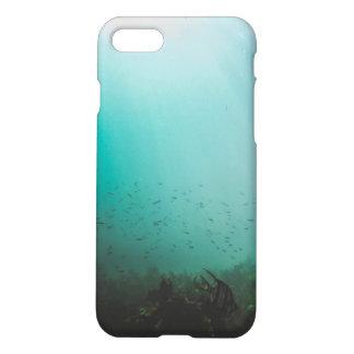 underwater sea blue reef iPhone 8/7 case