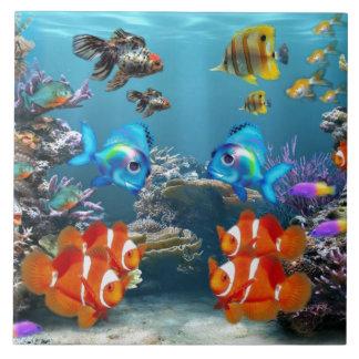 Underwater Tile