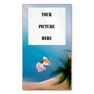 Underwater Treasures.jpg Magnetic Business Cards