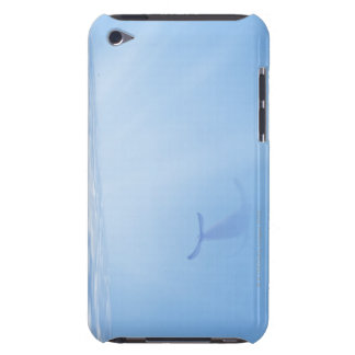 Underwater view of whale barely there iPod case