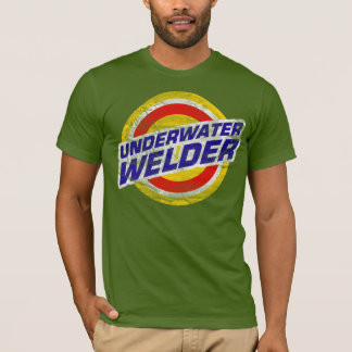 Underwater Welder T-Shirt