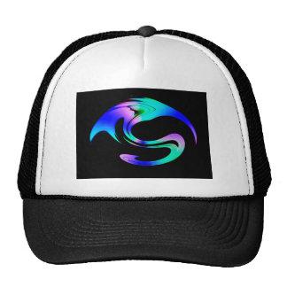 Underwater world trucker hat