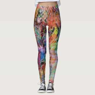 Underwater  World Leggings