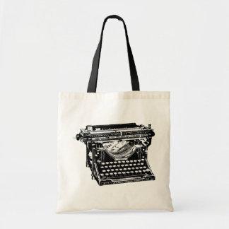 Underwood Typewriter Writer Tote Bag
