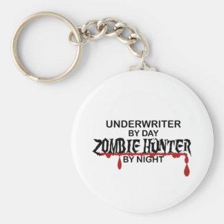 Underwriter Zombie Hunter Key Chains