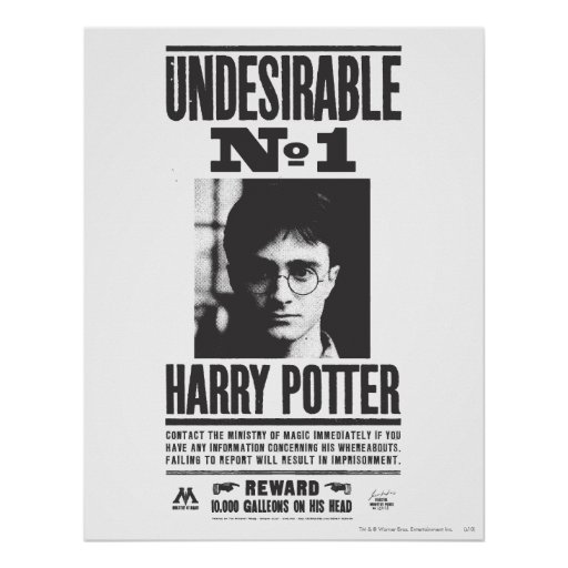 Undesirable No 1 Print