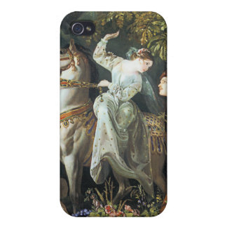 Undine and the Wood Demon iPhone 4/4S Cases
