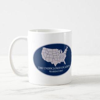 Undisclosed Location mug