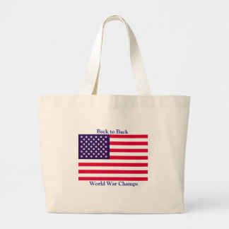 Undisputed World Champions! Tote Bags