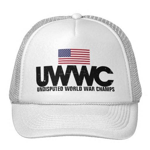 Undisputed World War Champs Hat