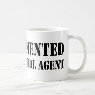 Undocumented Border Patrol Agents Basic White Mug