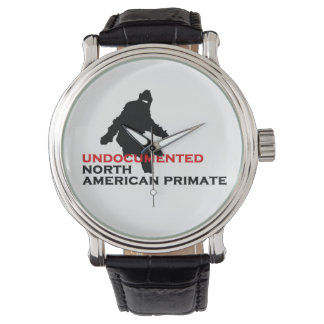 Undocumented North American Primate Wristwatch