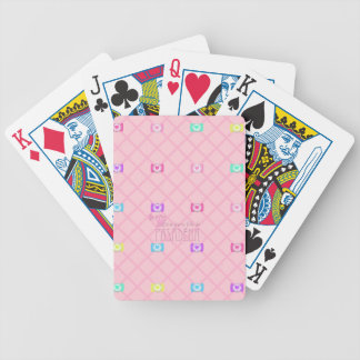 Une jeune fille de PASADENA Playing Cards
