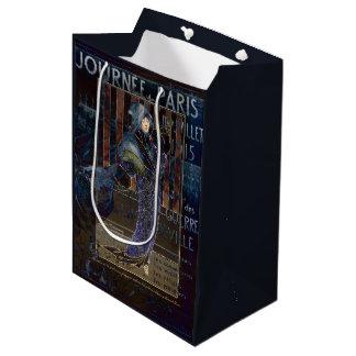 Une Valentine Parisienne Medium Gift Bag