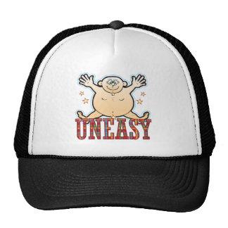 Uneasy Fat Man Cap