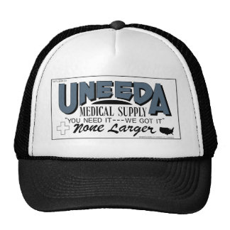 Uneeda Medical Supply (Return of the Living Dead) Cap