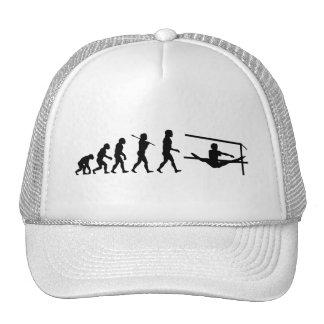 Uneven Bars Sport Evolution Trucker Hats