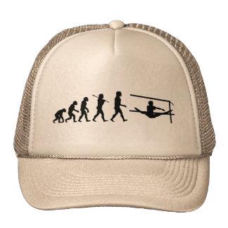 Uneven Bars Sport Evolution Trucker Hat