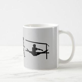 Uneven Bars Sport Evolution Coffee Mug