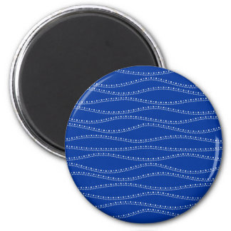uneven stairs 6 cm round magnet