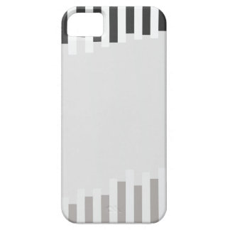 Uneven stripes barely there iPhone 5 case