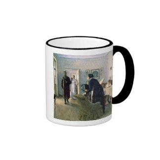 Unexpected, 1884-88 coffee mug