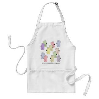 unexpected dinner guests koala multi apron