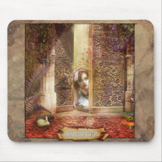 unexpected visitors mouse mat