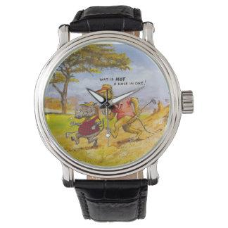 Unfair pig watch