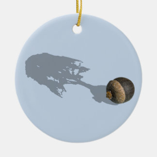 """""""unfathomable potential"""" DOUBLE SIDED ornament"""