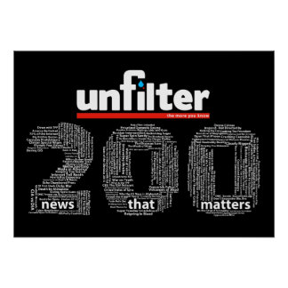 Unfilter 200 Poster