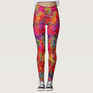 Unfocused Energy 2 Leggings